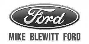 Mike Blewitt ford logo