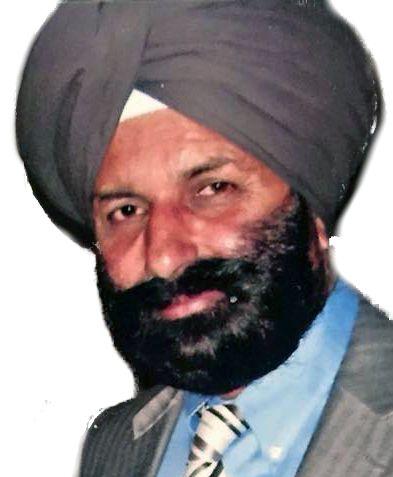 Saroop Singh Johal