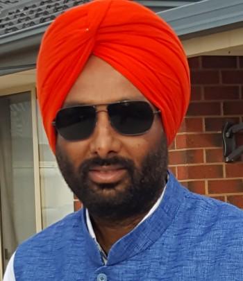 Gurshminder Singh Brar