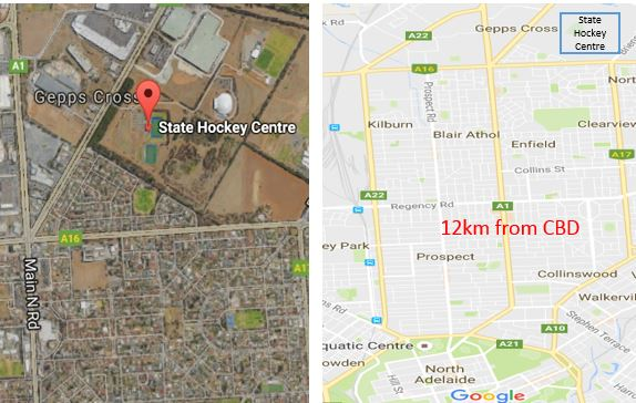 Hockey Venue